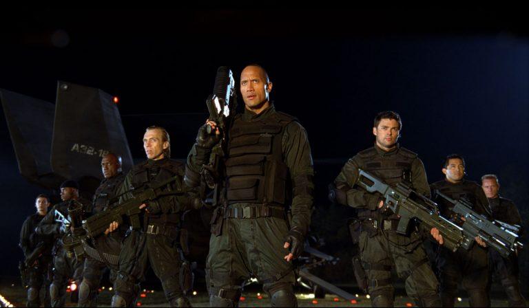 Předešlé zfilmování hry Doom.