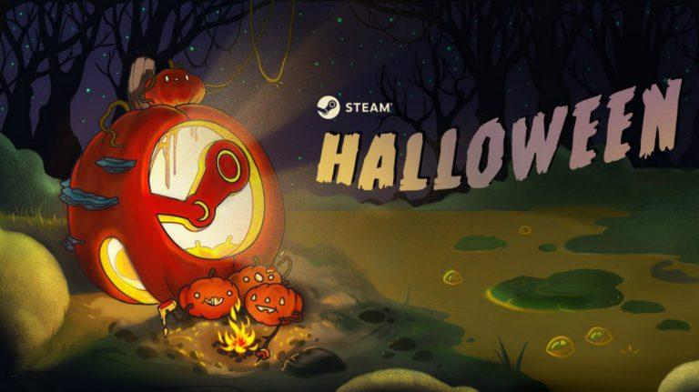 Nejlepší nabídky na Steam Halloween Sale